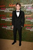 Chord Overstreet at the Wallis Annenberg Center For The Performing Arts Inaugural Gala, Wallis Annen