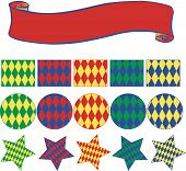 Circus Poster Design Elements