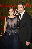 Darren Le Gallo and Amy Adams at the Wallis Annenberg Center For The Performing Arts Inaugural Gala,