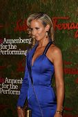 Victoria Hervey at the Wallis Annenberg Center For The Performing Arts Inaugural Gala, Wallis Annenberg Center For The Performing Arts, Beverly Hills, CA 10-17-13