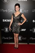 Jen Lilley Dignity Gala and Launch of Redlight Traffic App, Beverly Hilton Hotel, Beverly Hills, CA