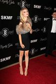 Masiela Lusha Dignity Gala and Launch of Redlight Traffic App, Beverly Hilton Hotel, Beverly Hills,