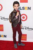 J J Totah at the 2013 GLSEN Awards, Beverly Hills Hotel, Beverly Hills, CA 10-18-13
