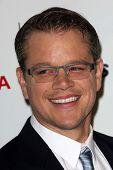 Matt Damon at the 23rd Annual Environmental Media Awards, Warner Brothers Studios, Burbank, CA 10-19