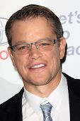 Matt Damon at the 23rd Annual Environmental Media Awards, Warner Brothers Studios, Burbank, CA 10-19-13