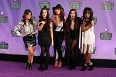 Fifth Harmony at the Hub Network First Annual Halloween Bash. Barker Hangar, Santa Monica, CA 10-20-