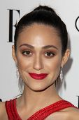 Emmy Rossum at the Elle 20th Annual