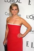 Reese Witherspoon at the Elle 20th Annual