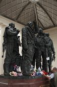 Bomber Command Memorial, Green Park