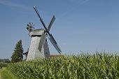 Windmill Bierde (petershagen, Germany)