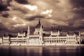 The Hungarian Parliament - One Of Europe's Oldest Legislative Buildings