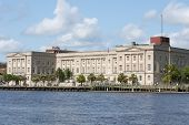 Wilmington,NC USA July 20-Federal Courthouse