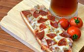 Pizza Bread Micro Brew