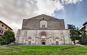 Church Of San Fortunato In Todi, Italy