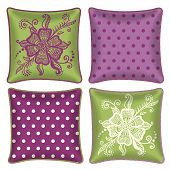 Set Of Decorative Pillow