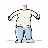 cartoon body (mix and match cartoons or add your own photo head)