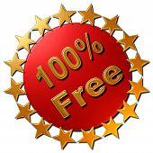 100% Free (Stars)