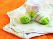 baby socks and clothes newborn