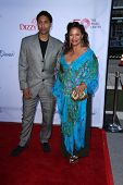 LOS ANGELES - JUL 19:  Debbie Allen, son at the 4th Annual Celebration of Dance Gala at Dorothy Chan
