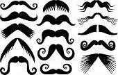 Moustache Clip Art