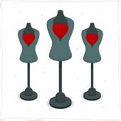 Mannequin With Heart