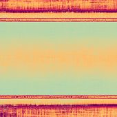 Grunge texture, may be used as retro-style background. With different color patterns: yellow; orange; blue; purple