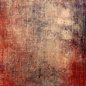 Vintage spotted textured background. With different color patterns: gray; orange; brown