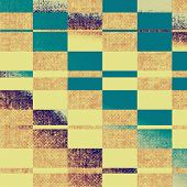 Old texture as abstract grunge background. With different color patterns: blue; purple (violet); brown; yellow