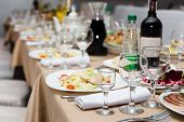 pic of banquet  - Served for a banquet table - JPG