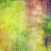 Abstract grunge background of old texture. With different color patterns: green; purple (violet); yellow