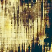 Old abstract grunge background, aged retro texture. With different color patterns: black; gray; brown; yellow