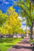 Autumn In Santa Fe, Nm