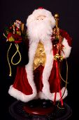 Santa Christmas Figure