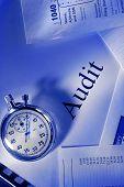 Calendar, Stopwatch And Audit