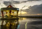 Retro Carousel .
