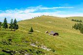 Scenery In The Austrian Alps