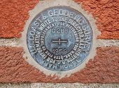 geodetic survey marker