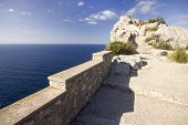 On The Cap De Formentor