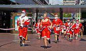 Sydney Santa Run