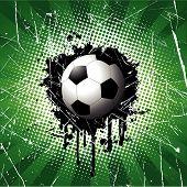 Grunge Football