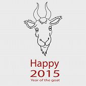 Happy 2015, Year Of The Goat