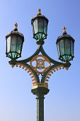 Royal street lamp