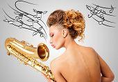 Love Jazz, Love Sax.