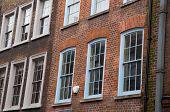 typical sash windows