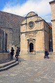Chapel Of St. Savior In Dubrovnik, Croatia