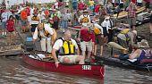Rio Missouri 340 corrida