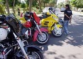 Harley Davidson Motobikes