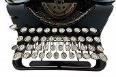 Ancient, Old Typewriter