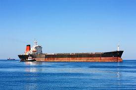 foto of barge  - Self - JPG