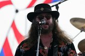 Randall Hall formerly of Lynyrd Skynrd World classic Rockers in Atlantic City beach concert